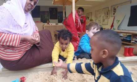 Introduction to Working in Childcare
