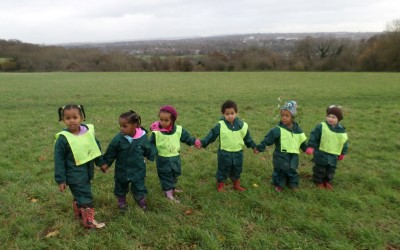 Please help us to raise money for our Forest School trips