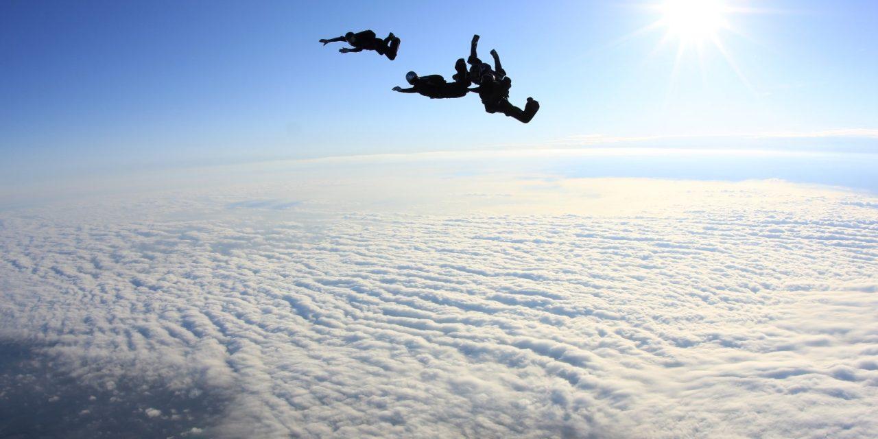 Abi's Skydive