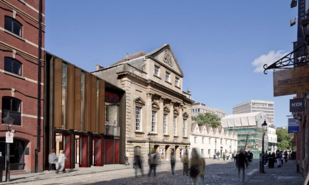 Heritage Days at the Bristol Old Vic Theatre