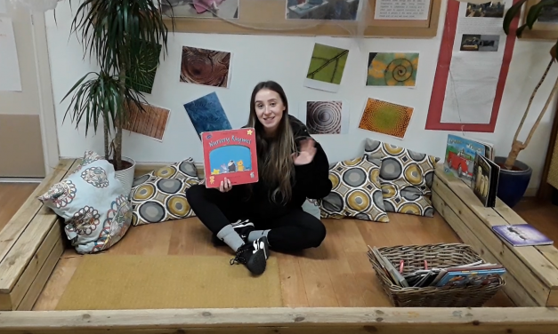 Video: Holly Shares Nursery Rhymes